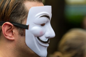 See-ming Lee, Anonymous (Guy Fawkes Mask) /  CC BY 2.0
